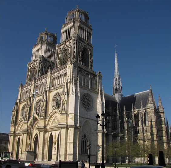 Cathedrale d'Orleans