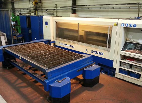 Machine de découpe laser Trumpf